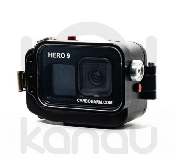 Carbonarm GoPro 9 frontal