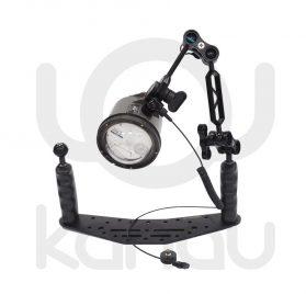 Conjunto de iluminación con flash Inon Z-330