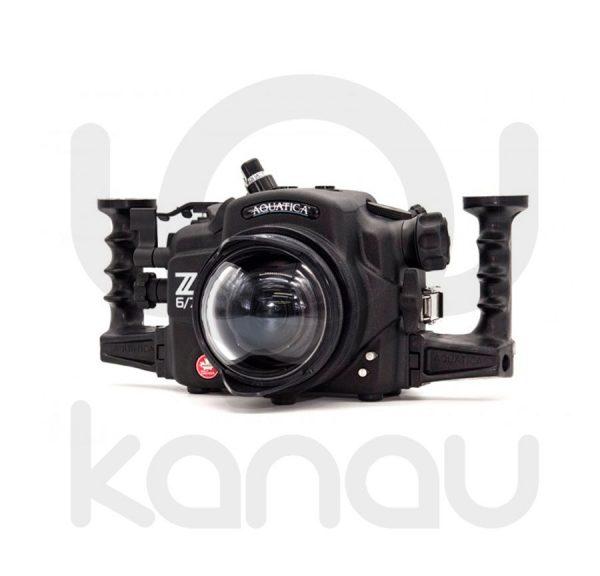 Carcasa Aquatica para Nikon Z6/Z7