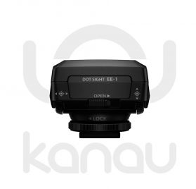 Olympus EE-1 Dot Sight trasera