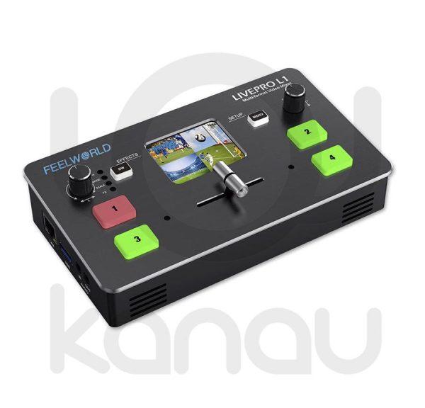 Livepro 1 mezclador de video