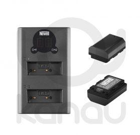 newell-cargador-doble-2-baterias-np-fz100