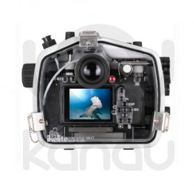 Ikelite para Sony Alpha A1 y 7 S III_trasera