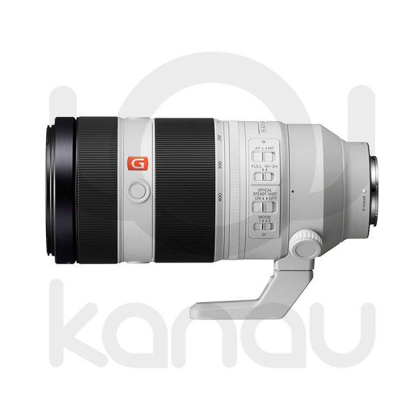Teleobjetivo Sony 100-400mm G Master