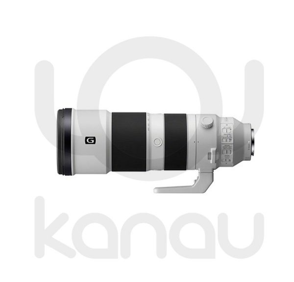 Objetivo de Sony 200-600mm