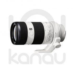 Objetivo de Sony 70-200mm f4 G OSS